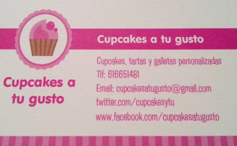 Cupcakes a tu gusto