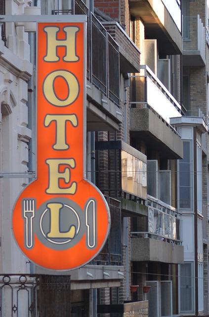 Hotel para una clase de Word