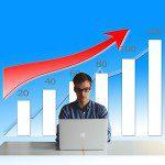 Gráfico de barras para negocio