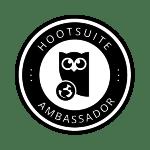 Ambassador Badge Hootsuite