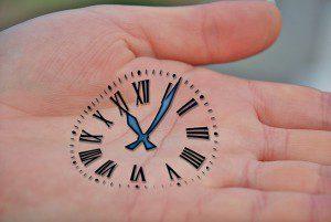 El tiempo en tus manos