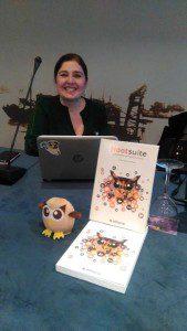 Lucia Montero Embajadora de Hootsuite