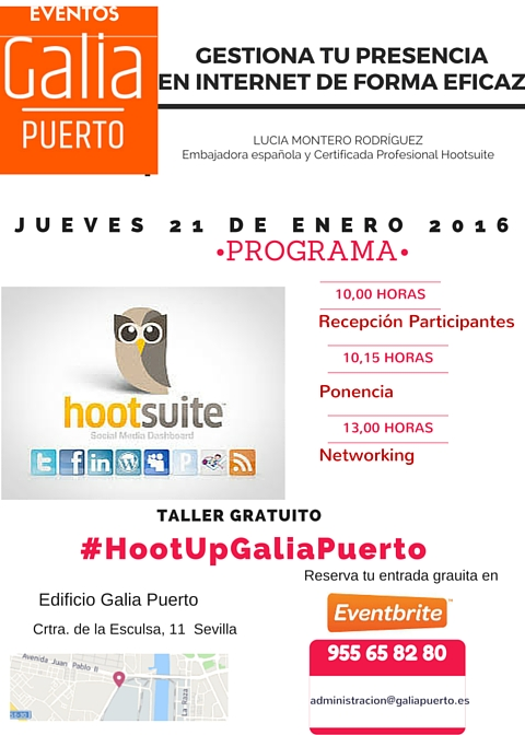 Gestiona tu marca de forma eficaz con Hootsuite