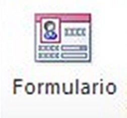Botón formulario en Access