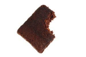 ¿Quién es el público para este pastel de chocolate?