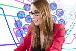 Ahora trabajo como autónoma dedicada a la formación y al social media