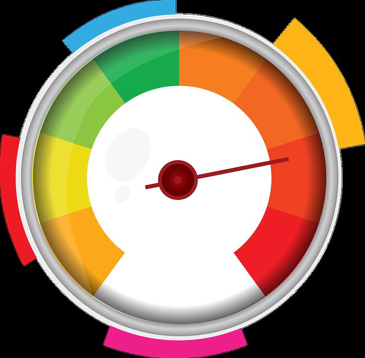 Crea tu gráfico de velocímetro con la hoja de cálculo de Google
